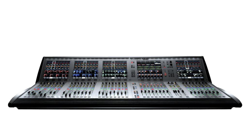 Altis / Soundcraft Vi6